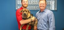 "Loveless Porter Bringing Vision for ""Camp Semper K9"" to Life"