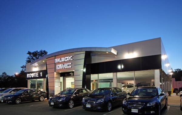 Route 1 Buick GMC