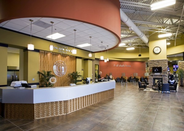 Gold's Gym at Cascades