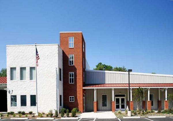 LJ Fire Center