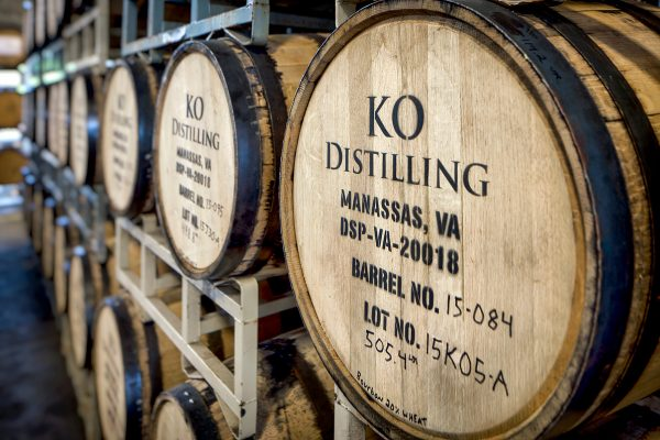 KO Distilling: From Warehouse to Welcoming Destination