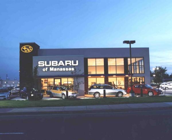 Manassas Subaru