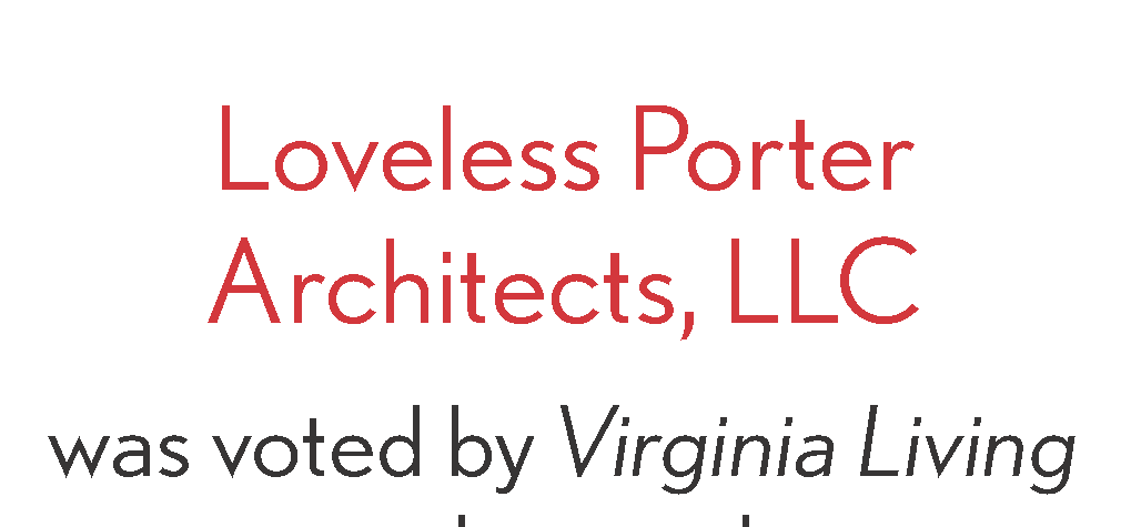 It's Official! LPA Voted Best Architect in NOVA