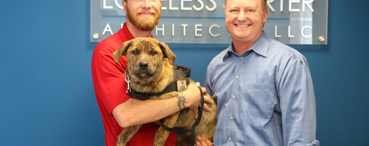 "Loveless Porter Architects Helping to Make ""Camp Semper K9"" a Reality"