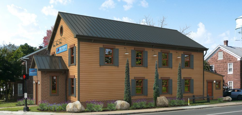 Our next historic rehabilitation project. . .Loveless Porter Architects' new office space!