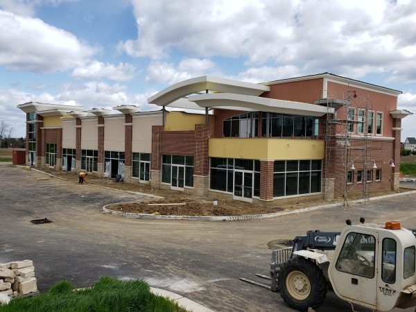 In the Works: Retail Center at New Bristow Village
