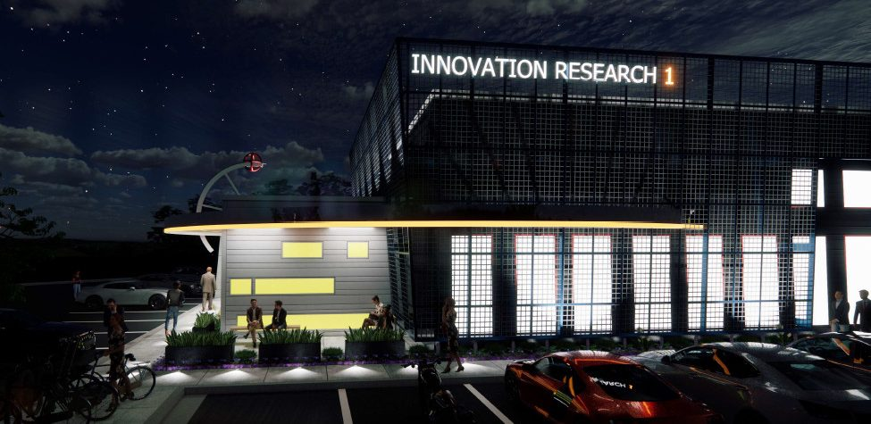 In the Works: Update-Innovation Research 1